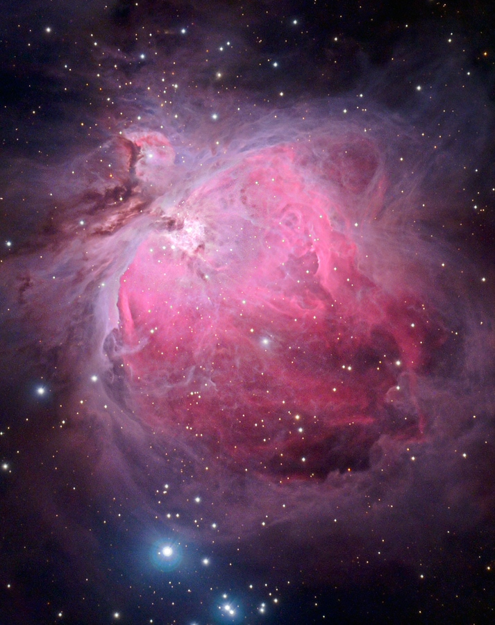 M42 43 Great Orion Nebula