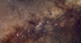 Milkyway in Sagittarius